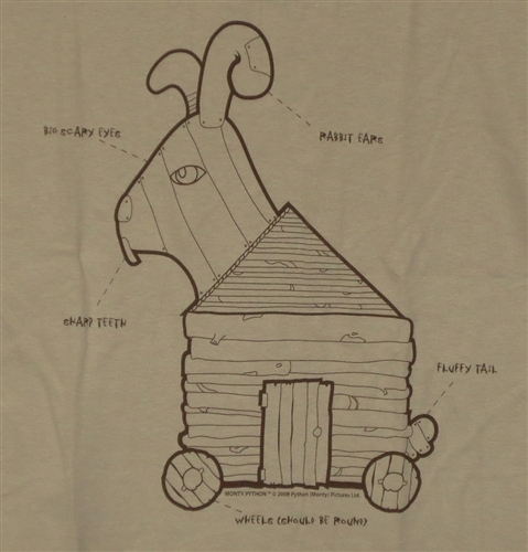 Banner Image for the Monty Python T-Shirt category