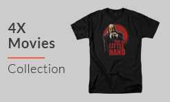 4X Movies T-Shirts