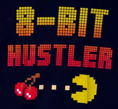 Banner Image for the Pacman t-shirt category