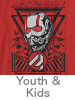 Thumbnail for the Ant Man Youth and Kids t-shirt category