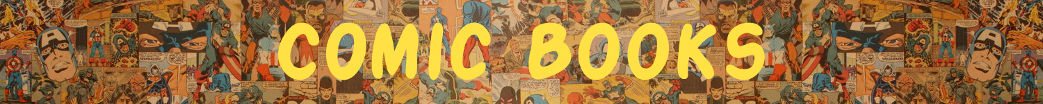 Banner Image for the Comic Book Youth and Kids  T-Shirt category
