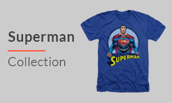 DC Comic Superman t-shirt