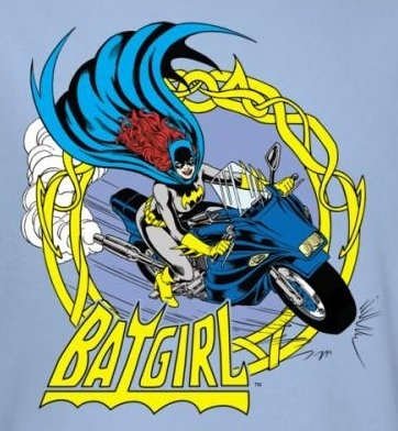 Image for DC Comic Girls T-Shirt category