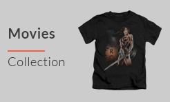 Movie Youth and Kids T-Shirts