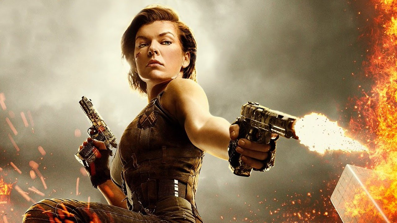 Fight For Survival With Resident Evil The Final Chapter Nerdkungfu
