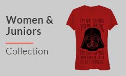 Star Wars Women & Juniors t-shirt