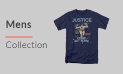 Wonder Woman Mens T-Shirts